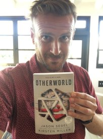 Image result for jason segel kirsten miller otherworld