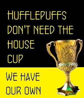 Hufflepuff House Cup