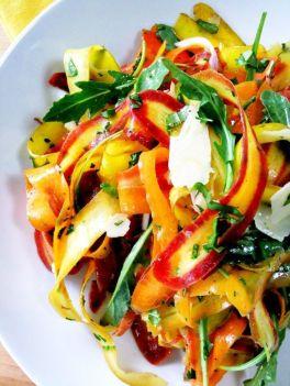 116163398bae178feda793b258943a81--rainbow-ribbon-carrot-salad-recipes