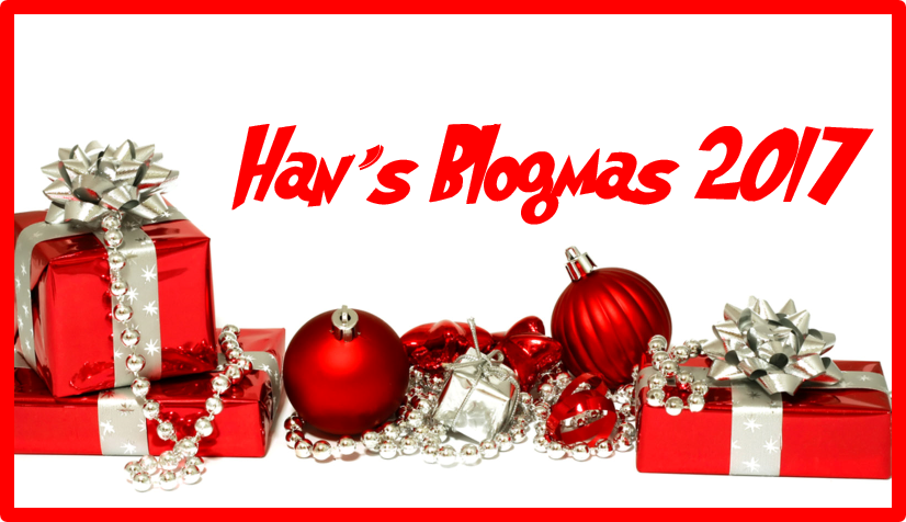 Han's Blogmas- Day Nine (Winter Items You Can't LiveWithout)