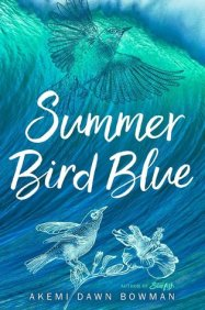 Summer Blue Bird