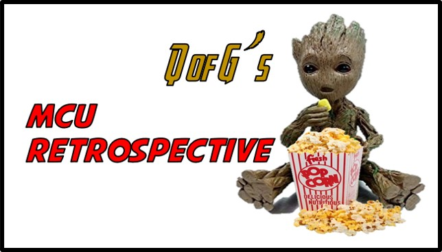 Marvelous Movie Reviews: Iron Man(2008)
