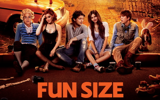 Halloween Advent Reviews: Fun Size (2012)
