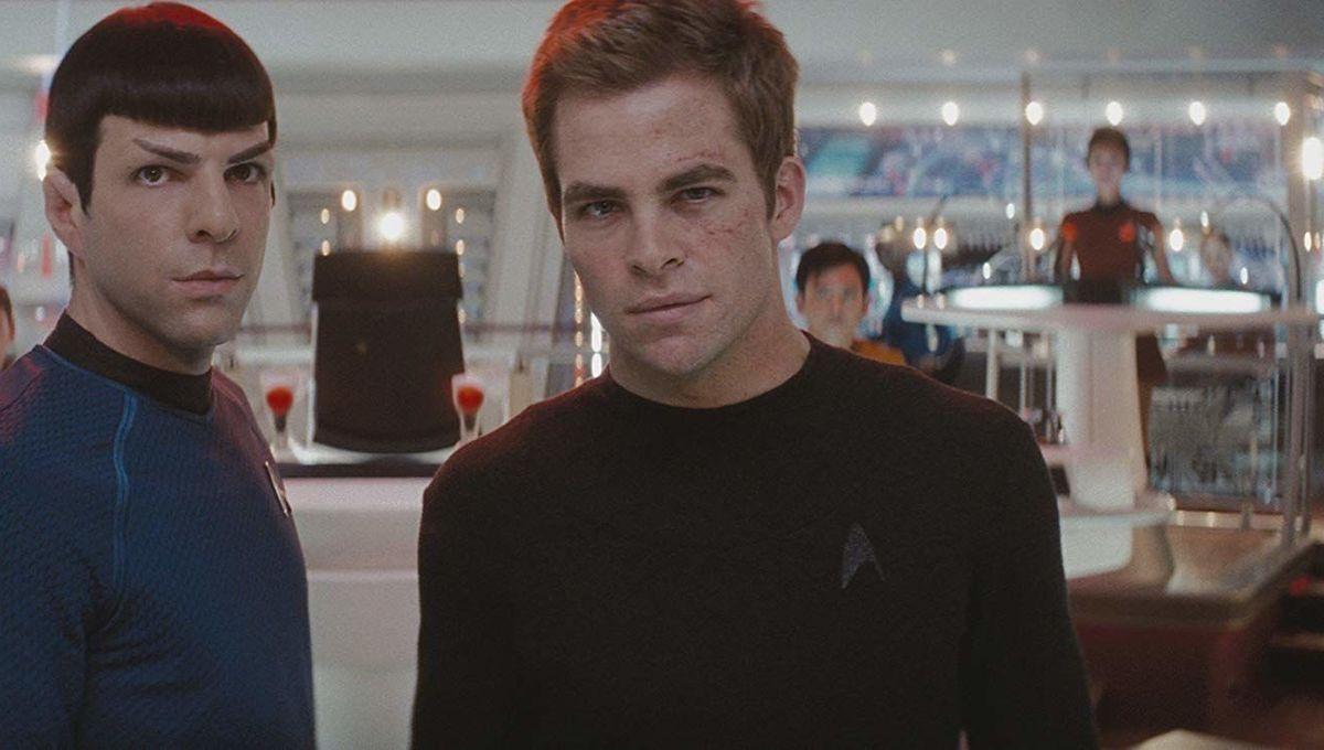Star Trek (2009) written for Odeon in2009