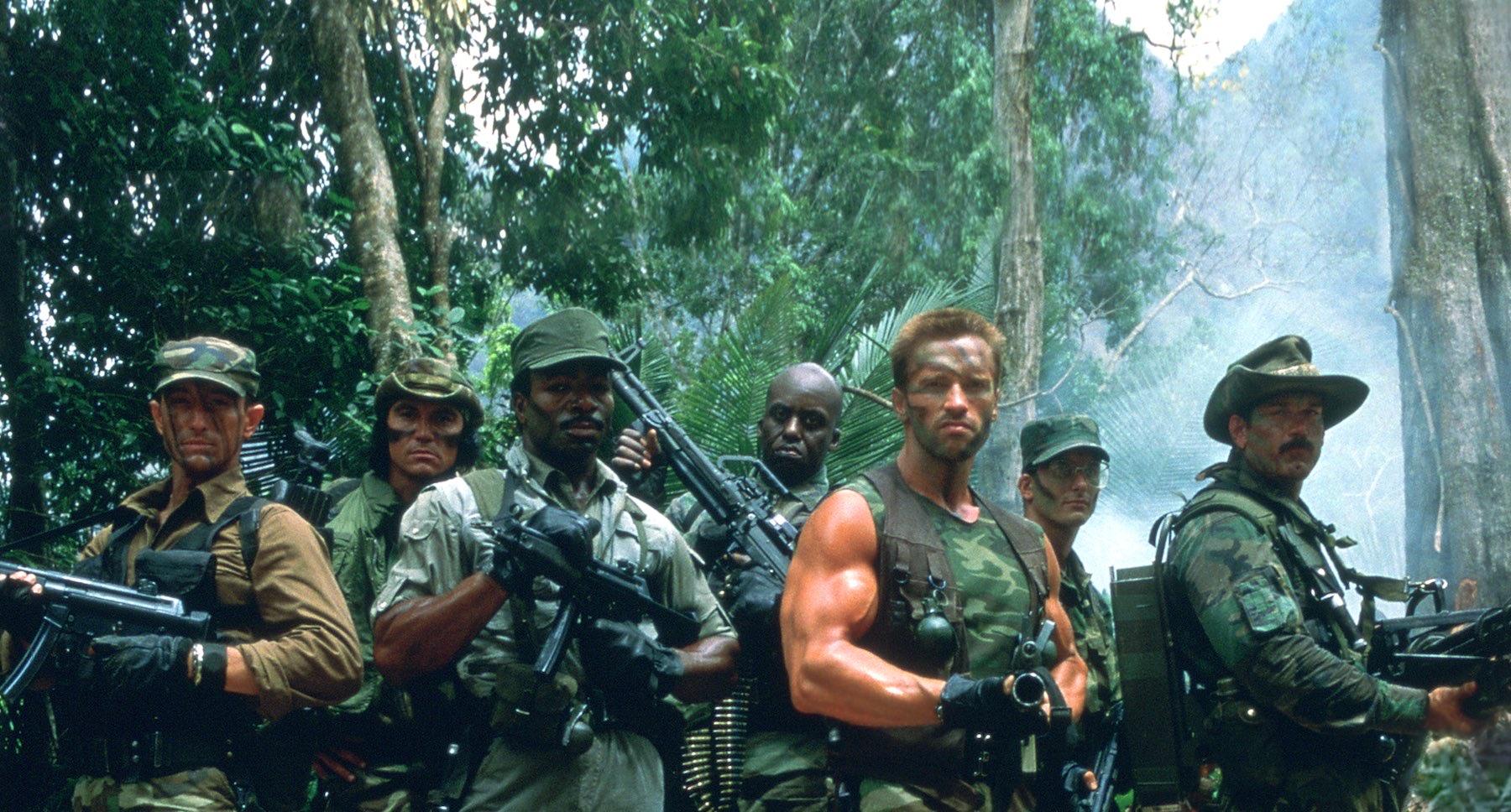 Predator - 1987 - Action - Adventure - Sci-fi
