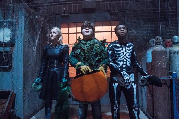 Goosebumps 2: Haunted Halloween(2018)