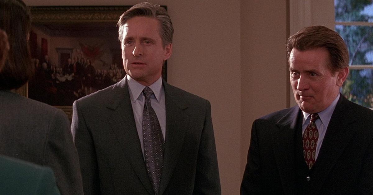The American President(1995)