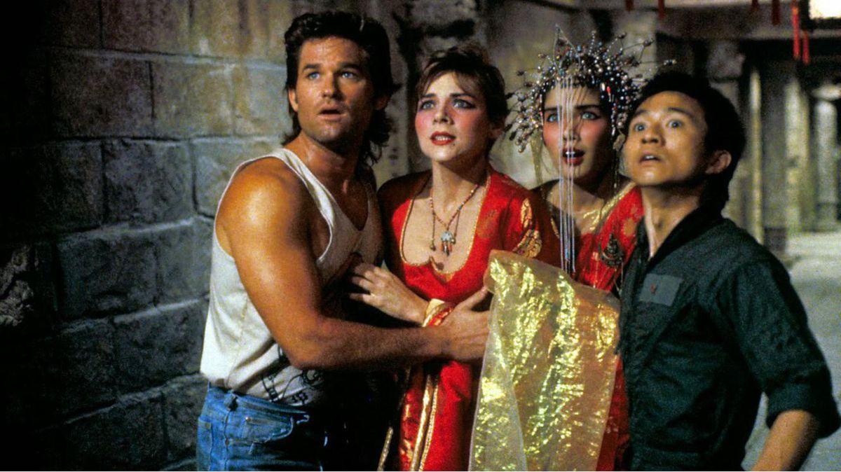 Big Trouble in Little China(1986)