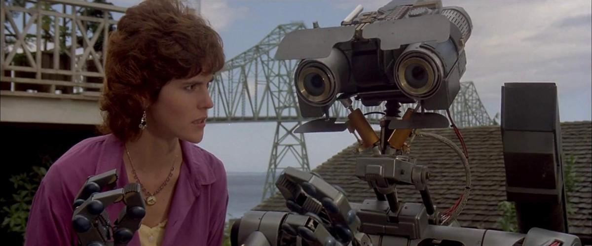 Short Circuit (1986) FilmReview