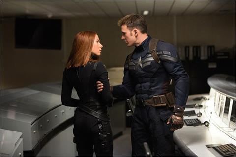 Captain America: The Winter Soldier(2014)