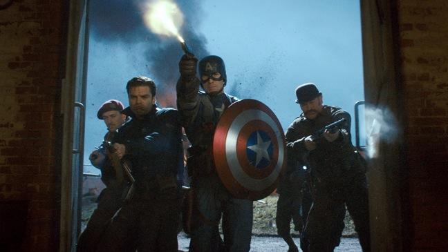 Captain America: The First Avenger (2011) FilmReview