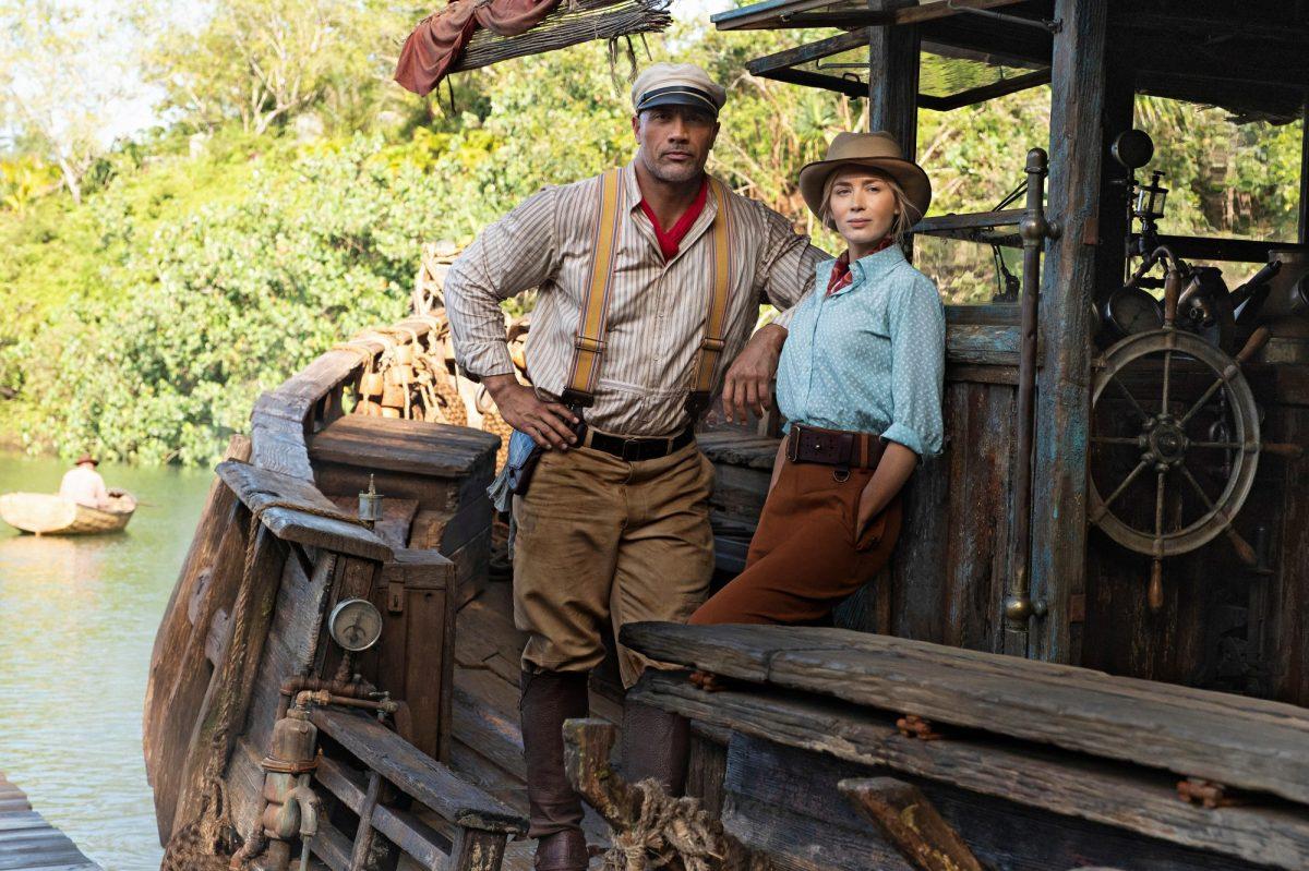 Jungle Cruise (2021) FilmReview
