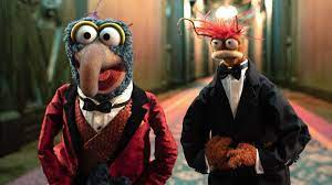Muppets Haunted Mansion (2021) HalloweenAdvent