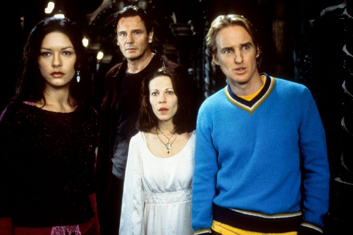 The Haunting (1999) HalloweenAdvent