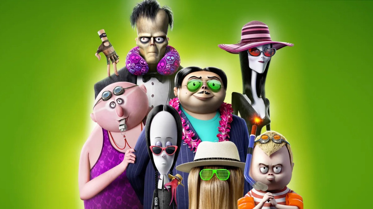 The Addams Family 2 (2021) HalloweenAdvent
