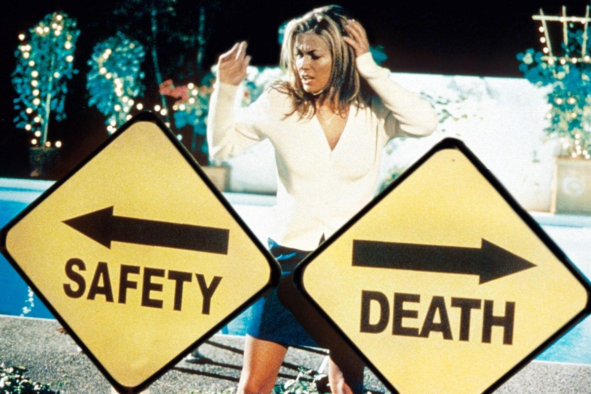 Scary Movie (2000) HalloweenAdvent