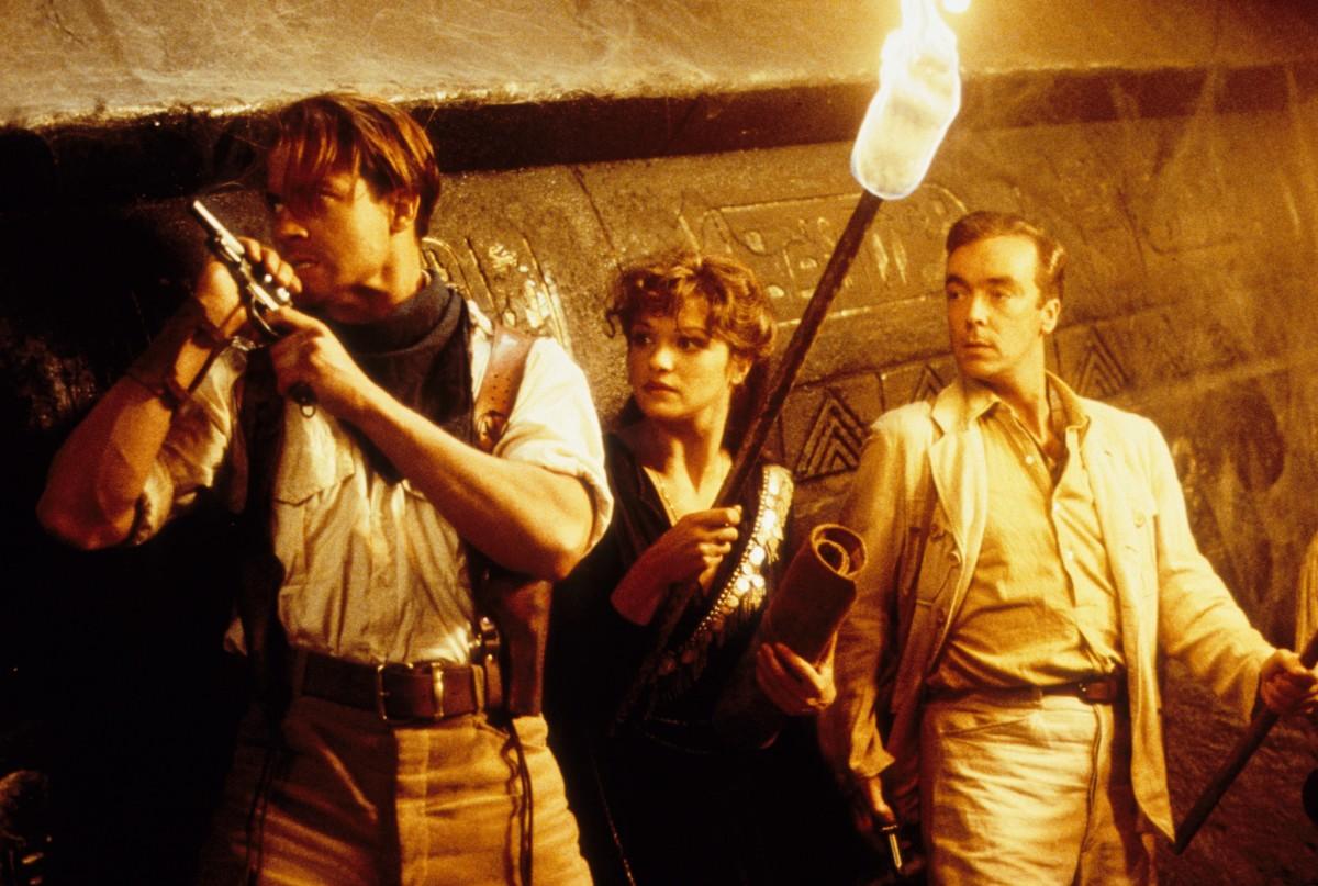 The Mummy (1999) HalloweenAdvent